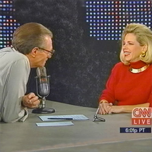 Remnant Fellowship - Gwen Shamblin on CNN Larry King Live