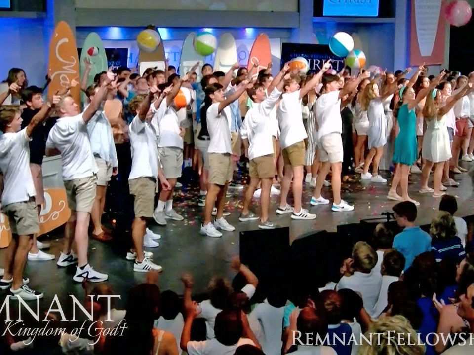 Remnant Fellowship Youth - Dance