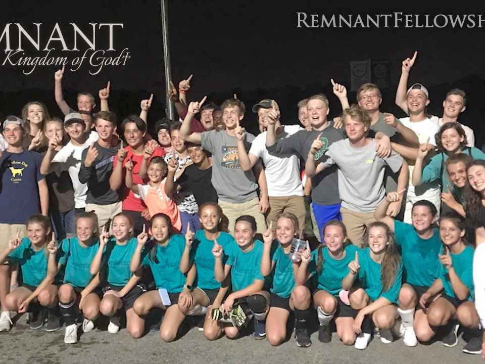 Remnant Fellowship Youth - Out and About