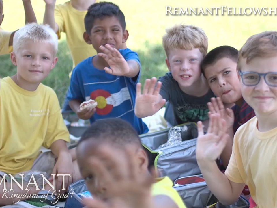 Remnant Fellowship Youth - Outdoor Fun