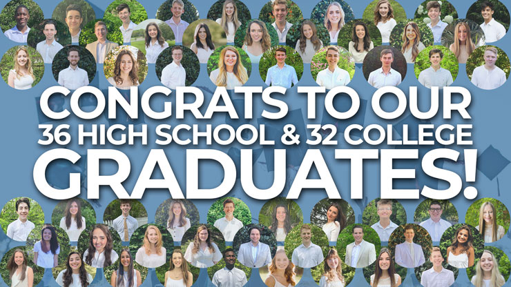 Congratulations to our 2021 Remnant Fellowhsip Graduates
