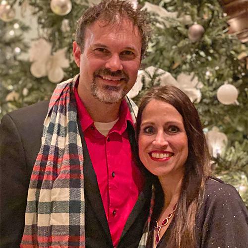 Matt and Monica Weaver
