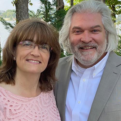 Glenn and Michelle McDonald